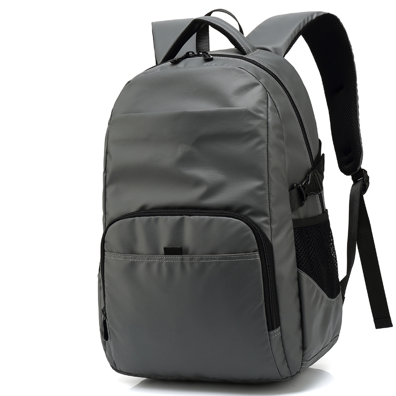 33e317a741d Nesitu Waterproof Light Big Large Capacity Black Grey 14'' Laptop Women Men  Backpack Male Female Travel Bags School Bag M8826
