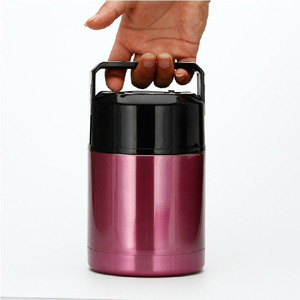 Image 4 - Upors 800/1000ミリリットル魔法瓶用食品で容器ステンレス鋼真空子供スクール弁当ランチボックス魔法瓶用スープbpaフリー