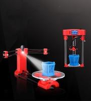 High Precision Three Dimensional DIY Laser Scanner Plate Kit w/Adapter Object Laser Desktop Scanner For Ciclop Printer