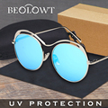 BEOLOWT Aluminum Polarized Sunglasses For Women Driver Mirror Sun glasses Fishing Female Outdoor Sports Eyewear UV400 BL246