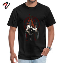Pyramid Head Schemes Marilyn Manson T-Shirt for Men Norway Tops Shirts Family April FOOL DAY Round Neck T Shirt cosie