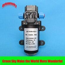 6L/Min DC 70W electric diesel fuel pump 12v