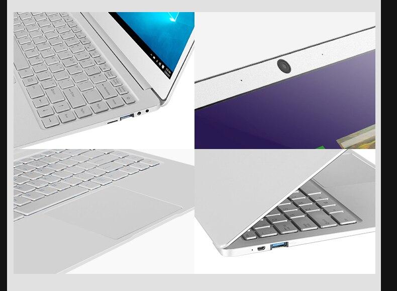 Jumper EZbook X4 laptop 14 1080P Metal Case notebook Gemini lake N4100 4GB 128GB SSD ultrabook backlit keyboard Dual Band Wifi (15)