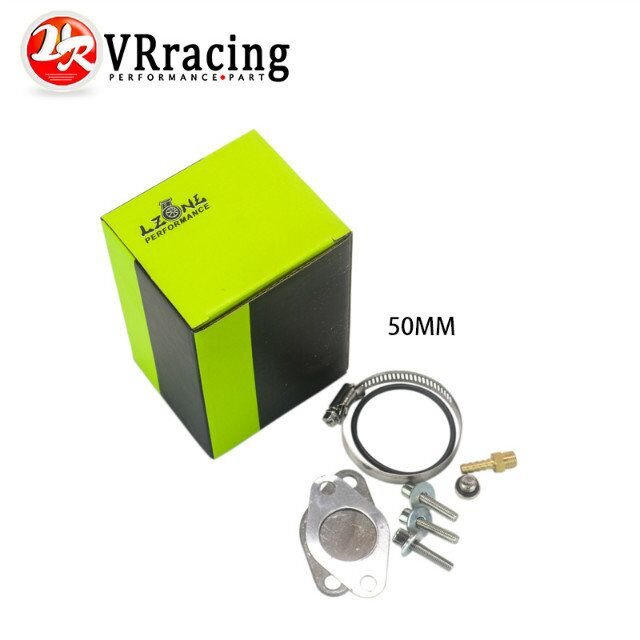 2 inch 50mm EGR Delete kit Valve Replacement Pipe For 1.9 8v TDI VE 90 / 110 and PD100 / PD115 Diesel Delete kit VR-EGR01