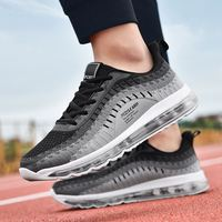 New Arrival Men Sneakers 2019 High Quality Sports Running Shoes for Man Breathable Air Sole Design Men Shoes Big Size 39 48