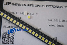2000PCS/LOT Konka Changhong Amoi LCD TV backlight Jufei 3528 SMD LED 2835 6V Cool white 96LM For TV LCD Backlight(China)