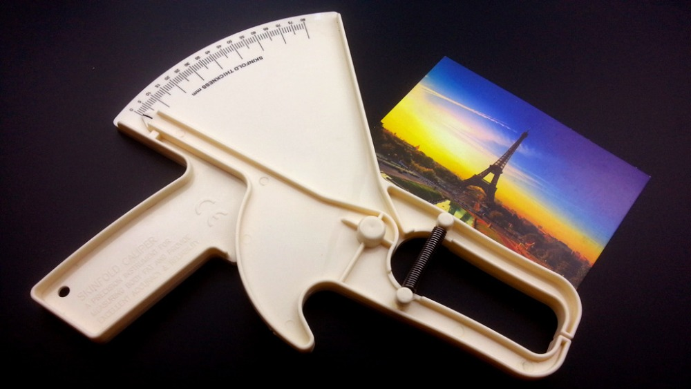 2020Limited Specialerbjudande Nls Skin Analyzer 1 st Body Fat Caliper - Munhygien - Foto 6