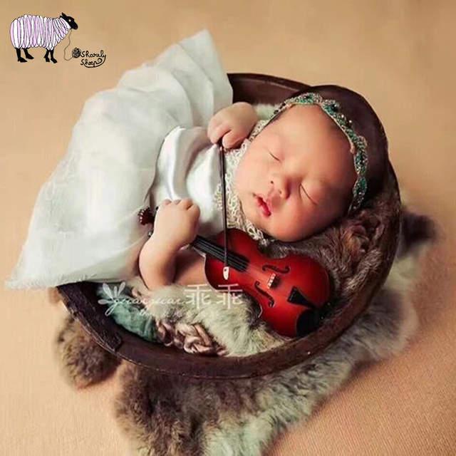 Newborn Photography Prop Radio Instrument Creative Baby Photo Studio Accessories