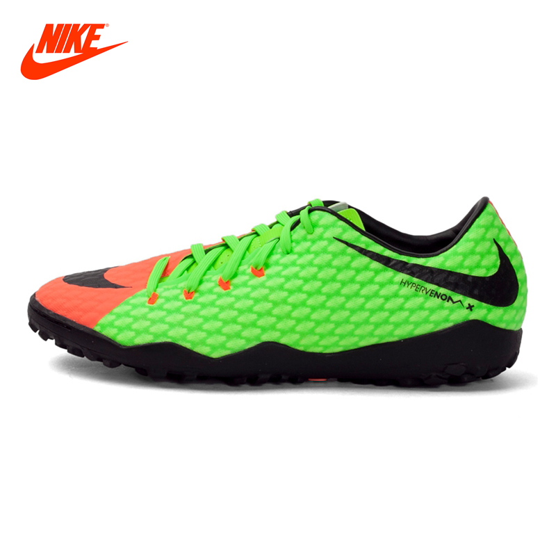 Original New Arrival Authentic Nike Men's Light Comfortable Football Shoes Soccer Shoes Sneakers 852562-308 nike brasil n98 authentic soccer jacket royal blue small