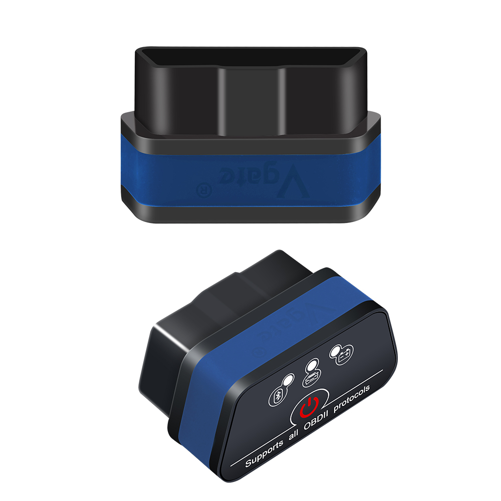 HTB1 1DwbBKw3KVjSZTEq6AuRpXay Vgate iCar 2 ELM327 Wifi/Bluetooth OBD2 Diagnostic Tool for IOS iPhone/Android Icar2 Bluetooth wifi ELM 327 OBDII Code Reader