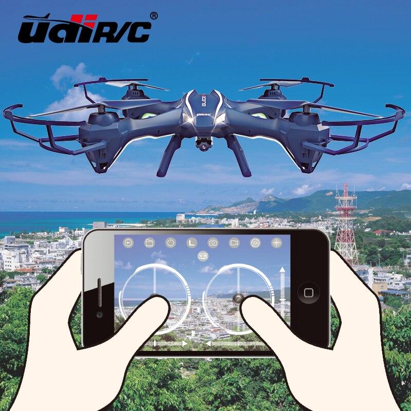 2016 New font b RC b font Quadcopter U818S font b RC b font Drone Wifi