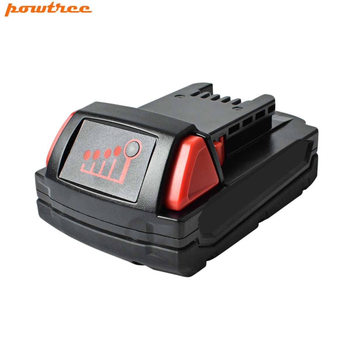 Milwaukee M18B4 18v 4ah li-ion Replacement Batterie M18 48-11-1820 1828 1815