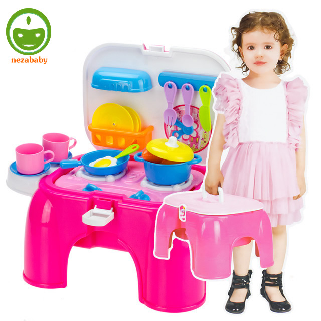 Toys For Kids Girls : Big kitchen toys for girls pretend play child girl