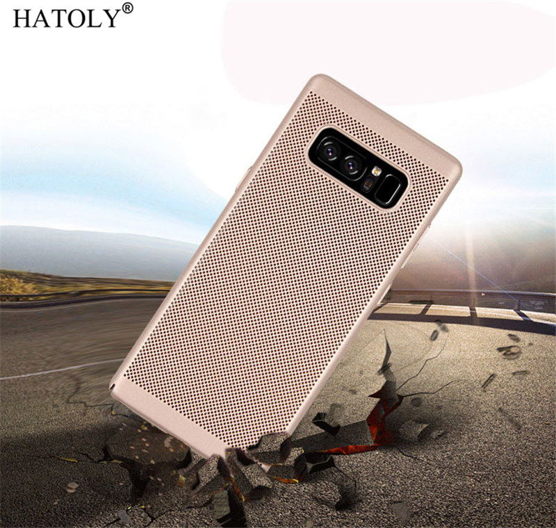 For Samsung Galaxy S10e Case Heat Dissipation PC Shockproof Hard Shell Case For Samsung Galaxy S10e Case for Samsung Galaxy S10e