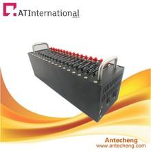 16 port bulk sms gsm modem tc35i