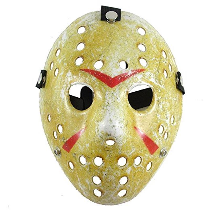 Маска джейсона вурхиза Хокке Майкла Майерса Маски Косплей костюма Маска Хэллоуин ...