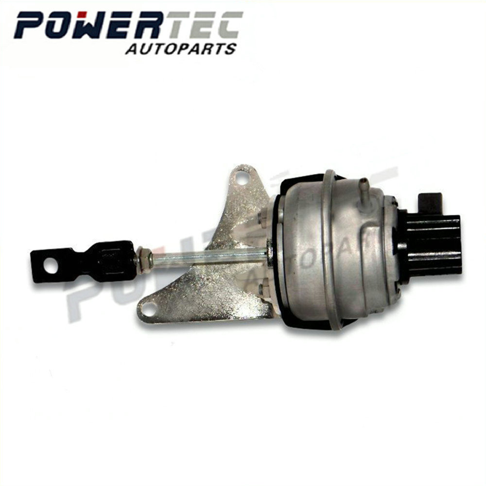For VW Passat B6 / Touran 170HP 125Kw 2.0 TDI BMN BMR BUY GTB1749V 757042-018 03G253014K Turbocharger Vacuum Actuator 03G253019N turbo charger 757042 5013s 757042 chra gtb1749vm 03g253019n core cartridge for skoda octavia ii 2 0 tdi 170 hp bmn bmr buy buz