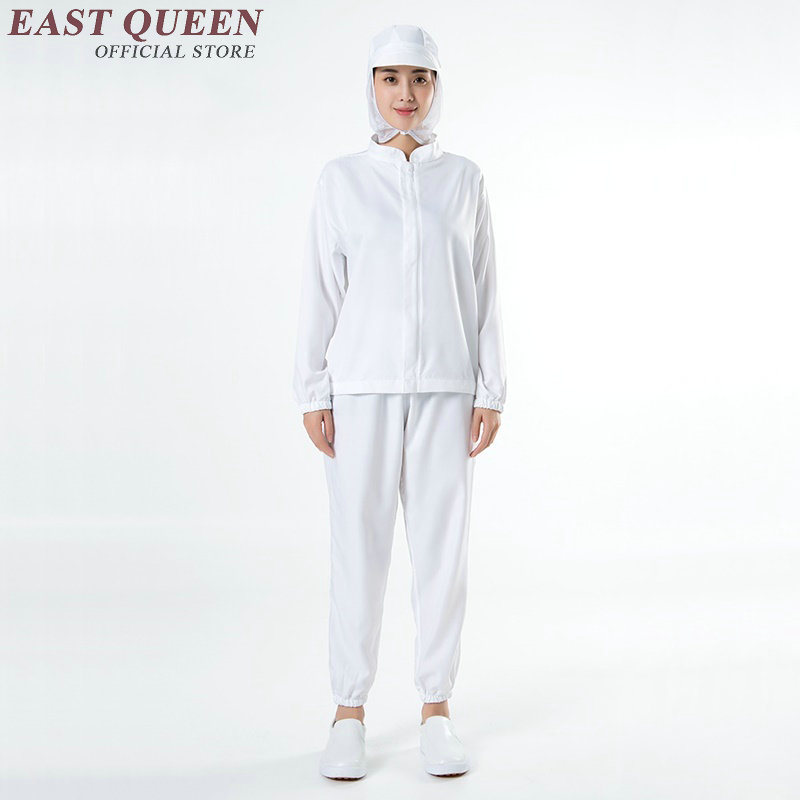 Lab coat lab supplies work wear uniform work clothing medical clothing uniforms factory cloth DD038 C