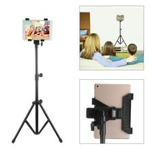 Adjustable Tripod Floor Stand Flexible Tablet Holder Bracket Music Rack Mount Support for7 13 inch Tablets for ipad Phone Holder