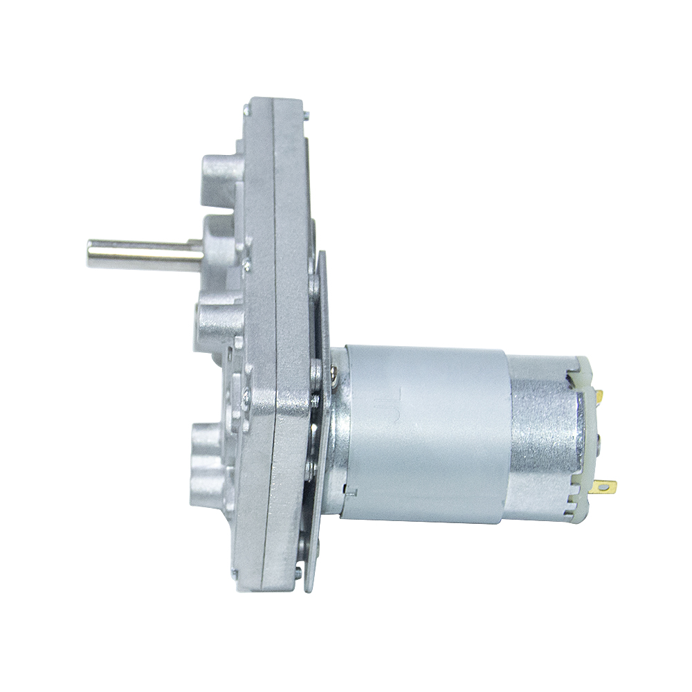 DIY 555 Metal Gear Motors 12V 24V 2 5A 7000 8000RPM DC Reduction High Torque Low Noise Gear Motor For DIY Popcorn Machine in DC Motor from Home Improvement