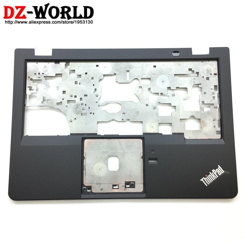 Nouvelle D'origine pour ThinkPad S2 2nd, 13 2nd Clavier Lunette Repose-poignets Couvercle sans Touchpad avec Empreintes Digitales Trou 01AY564