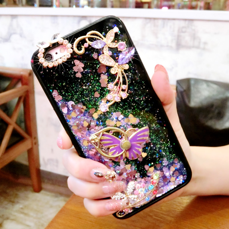 Phone Bags & Cases Half-wrapped Case Diyabei Colors Fun Glitter Star Liquid Back Case Cover For Xiaomi Mi5c Ninote Note 2 Note3 5a Mix2 Cover Phone Case Diversified In Packaging