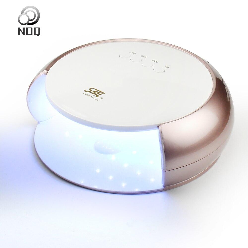 Güzellik ve Sağlık'ten Tırnak Kurutucuları'de Noq Profesyonel S3 LED Lamba 48 W Manikür Çivi Buz Lamba UV Led Lamba Vernik 33 Leds Tırnak tırnak kurutucu makinesi Jel Kür Için'da  Grup 1