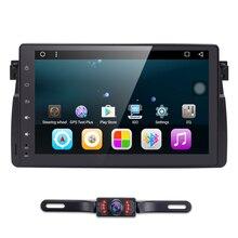 "4G 9 ""Android6.0 Octa-core Kopf Unti Auto Dvd Für BMW E46 M3 MG ZT 3 Serie Rover 75 GPS Navi Radio Stereo 1 GB RAM 16 GB ROM"