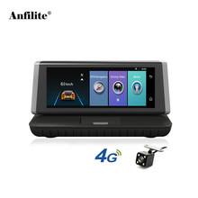 Anfilite E35 CAR DVR 4G ADAS Android 5.1 truck navigation bluetooth wifi FHD 1080P Video Recorder RAM 1G ROM 16G GPS navigator(China)