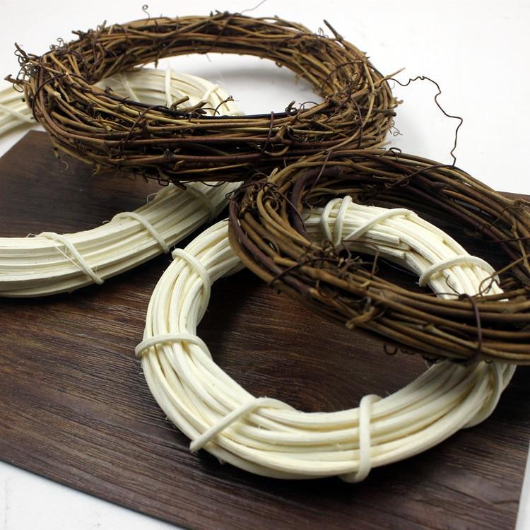 Wicker Rings Dream Catcher Dreamcatcher Ring Macrame Craft Hoop Lot Terrific