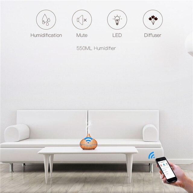 550-ml-WiFi-humidificador-ultras-nico-de-tel-fono-de-Control-de-aceite-esencial-difusor-de