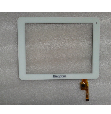 Original White New 8 inch KingCom Joypad C82 Tablet Touch screen touch panel Digitizer Glass Sensor Replacement Free Shipping original 8 inch tablet mjk 0136 touch screen panel digitizer glass sensor replacement free shipping