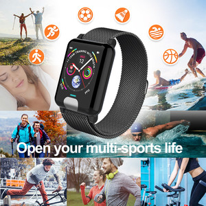 Image 5 - ONEVAN E04 Smart Band Fitness Tracker ECG PPG Blood Pressure Heart Rate Monitor Waterproof Smart Watch for Xiaomi Android IOS