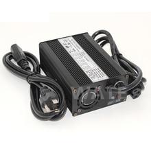 58,8 В 2A Зарядное устройство 14 s 50 В литий-ионный Батарея Зарядное устройство Выход DC 58,8 В литий-полимерный аккумулятор Зарядное устройство