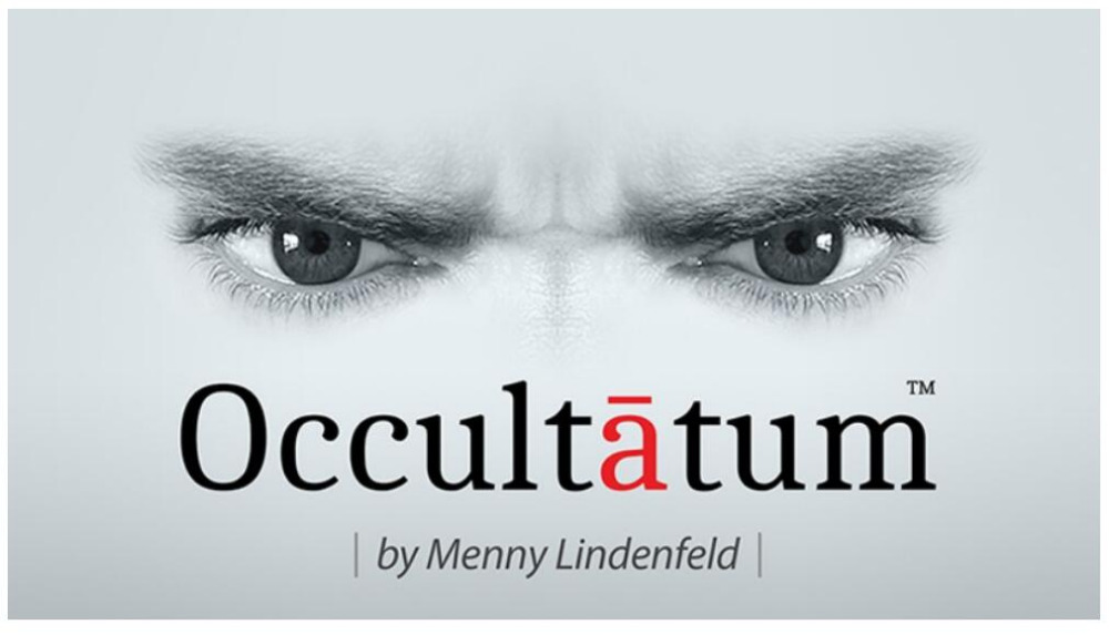 82341df7c9e Lowered Occultatum by Menny Lindenfeld - Magic tricks