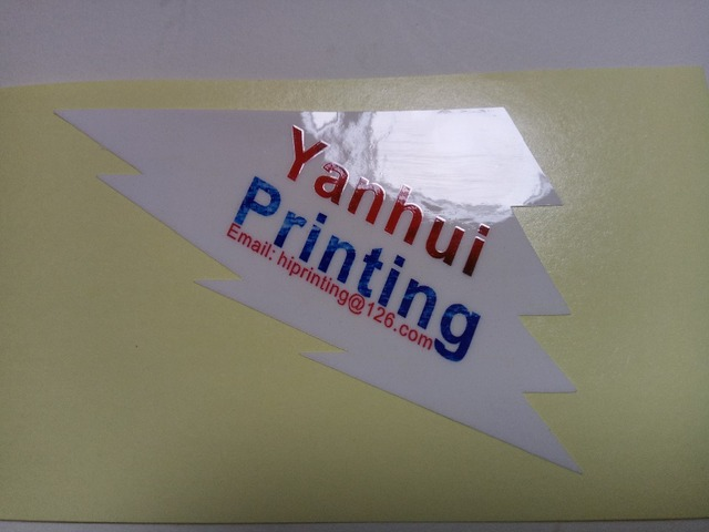 Aliexpresscom Buy Customized Sticker Printing Waterproof Die - Die cut vinyl sticker printing