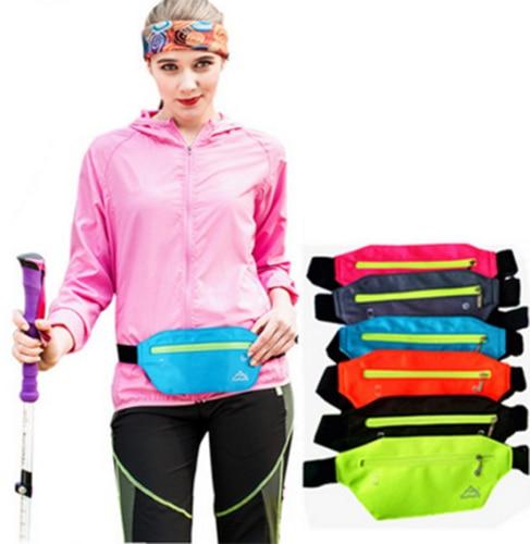 Waist Bum Bag Belts Waterproof Pouch Fanny Pack Waterproof