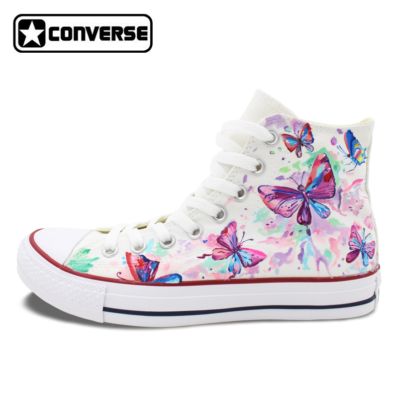 new colorful converse