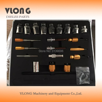 22 Piece of high pressure common rail injector disassembly tool