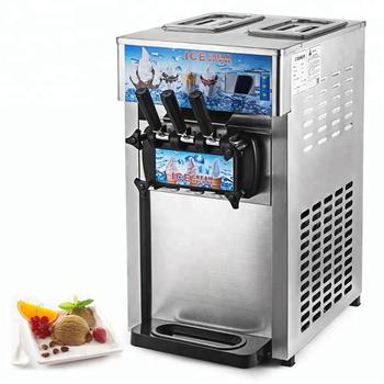 Na rynku europejskim urządzenie do produkcji mrożonego jogurtu maszyna do lodów włoskich maszyna do lodów maszyna do tanie i dobre opinie IRISLEE 1501 ml 1200W Chłodzenie powietrzem 18L H BL25Y stainless steel 220 110V50 60HZ 60kg 4 2L*2 42 * 55* 76cm