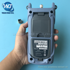 Image 2 - FTTH 광섬유 광 파워 미터 KING 60S 광섬유 케이블 테스터 70dBm ~ + 10dBm SC/FC 커넥터 무료 배송