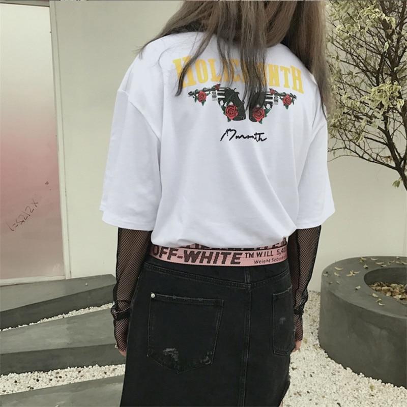 южная корея футболки топы доставка из Китая
