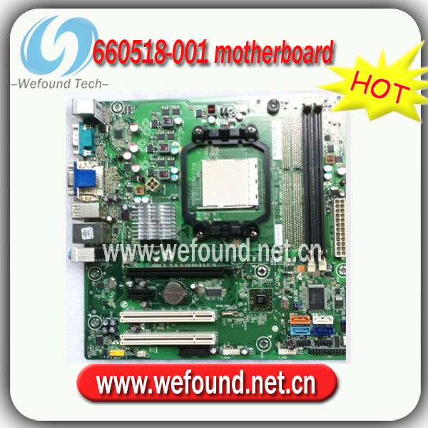 Hot! Desktop motherboard mainboard 660518-001 for HP PRO 3005MT 3085 3335 AM3+ DDR3