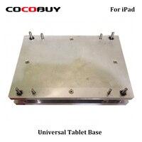 Novecel BMM03 ユニバーサルタブレットベース ipad のエア 2 ipad の 6 ミニ 4 プロ 9.7 10.5 ガラス OCA 液晶画面の修理ラミネーター YMJ BM11