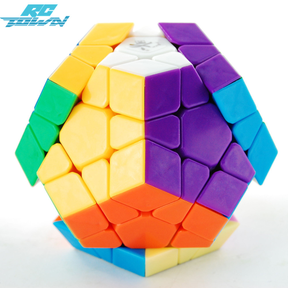 RCtown Cube Brain Teaser Puzzle Fun Smooth Toy for Children Adult Challenging Profession ...