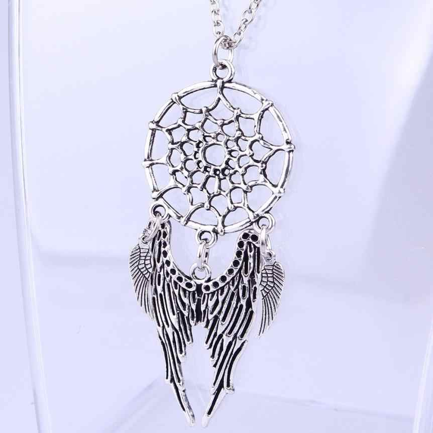 New Mens Ladies Necklace Classic Fashion Sexy Crystal Wolf Tooth Pendant Necklace Gift Exquisite Ornaments Necklace Chokers