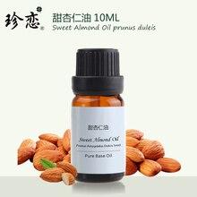 Ousannala Sweet Almond Oil 10ml for Hydrating and Moisturizing Smooth Skin