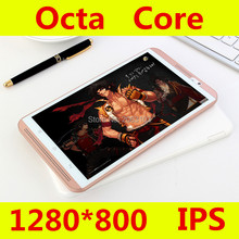 2017 Newest M880 4G LTE Android 6.0 8 inch tablet pc octa core 4GB RAM 64GB ROM 5MP IPS Tablets Phone 1280*800 MT8752