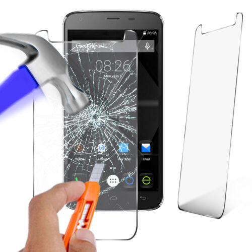 For DEXP Ixion BL150 Z250 MS650 Iron Pro Tempered Glass Screen Protector Safety Protective LCD Front Film On Ms 650 Mobile Glass
