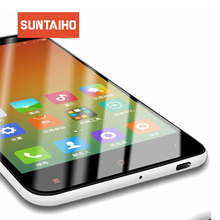 Suntaiho Full Cover Tempered Glass for Xiaomi pocophone f1 Redmi note 5 pro Redmi 4X Screen Protector for Redmi S2 Glass Film